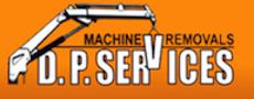 DP Services | Crane Assisted Transport  Logo