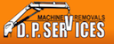 DP Services | Crane Assisted Transport  Logo